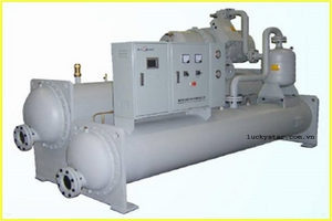 Screw chiller - LSBLGF series