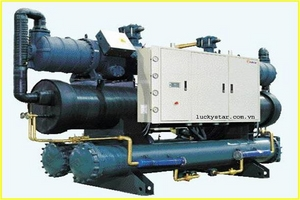 Screw chiller - LSBLG series